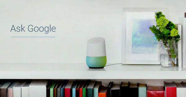 google home, marketing digital
